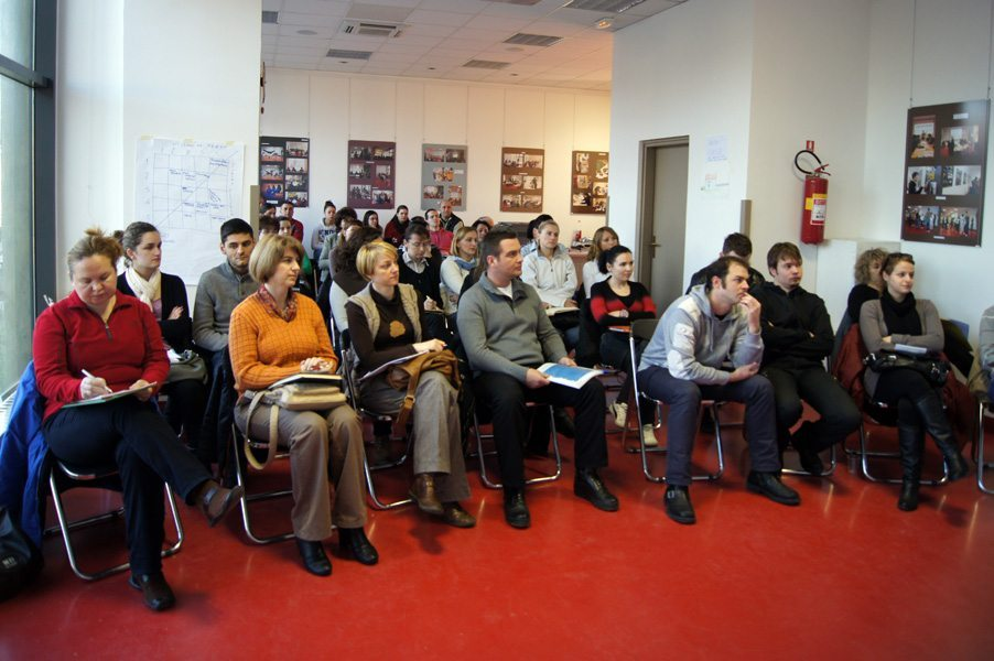 Our workshop on EU projects raised big interest