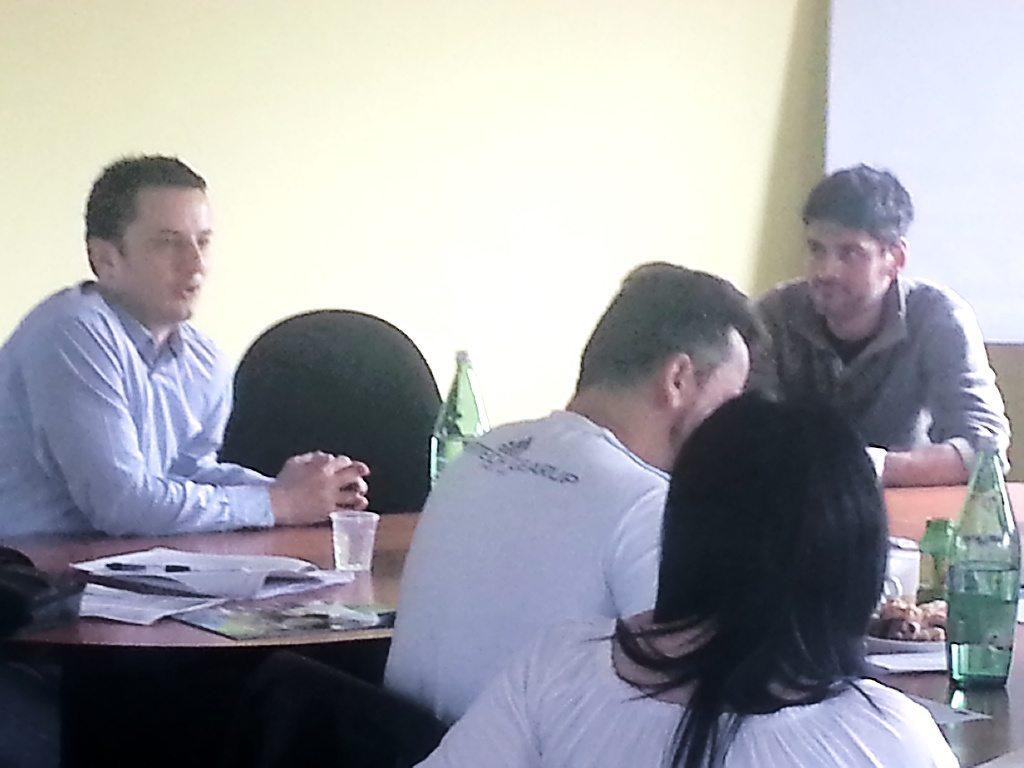 "Radionica na temu ""Lokalni izbori"""