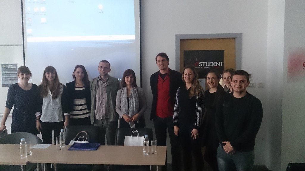 CCI gostuje na Ekonomskom fakultetu u Zagrebu