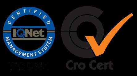 CCI je dobio Certifikat za sustav upravljanja kvalitetom prema normi ISO 9001:2008