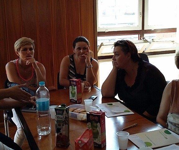 Monitoring, evaluacija i vođenje udruge – radionica u Čazmi