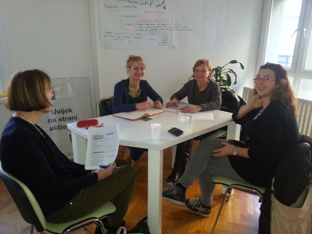 PRECEDE: Radni sastanak za izradu zbornika akcijskih istraživanja