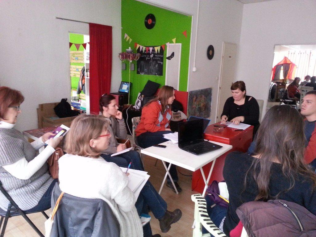 Prvi radni sastanak platforme Zelenica