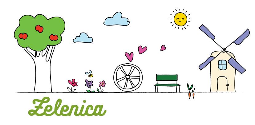 Platforma za zelenu razmjenu Zelenica poziva: Budi kotačić promjene!