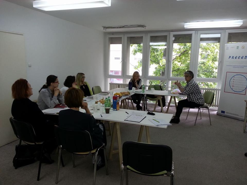 PRECEDE: Sastanak fokus grupe za istraživanje statusa djece u Hrvatskoj