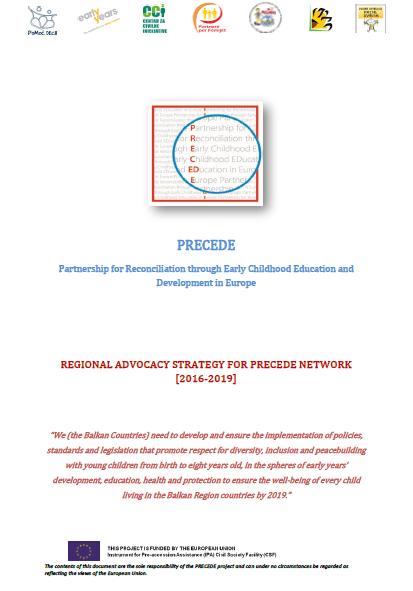 PRECEDE Regional Advocacy Strategy [2016-2019]