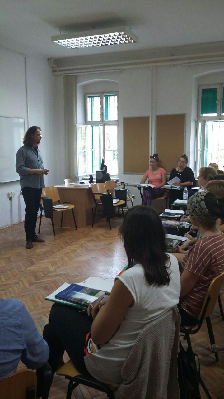 Razvoj zajednice usmjeren na resurse na ovogodišnjoj Ljetnoj školi
