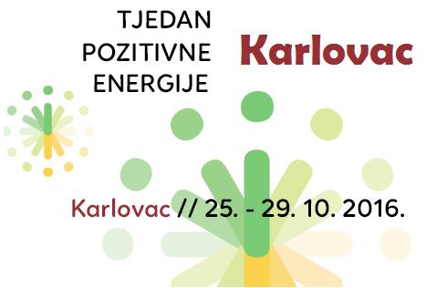 Tjedan pozitivne energije u Karlovcu