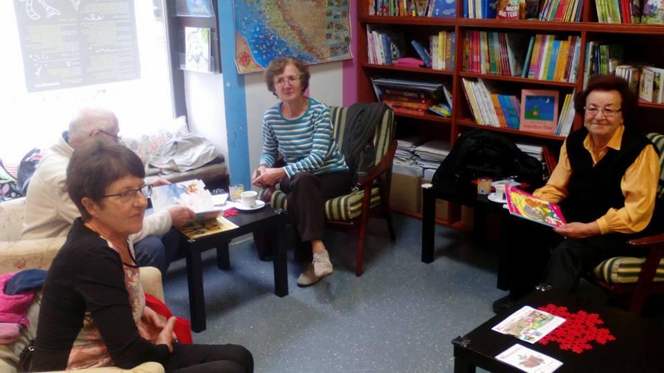 Volonterke Družionice čitaju priče djeci