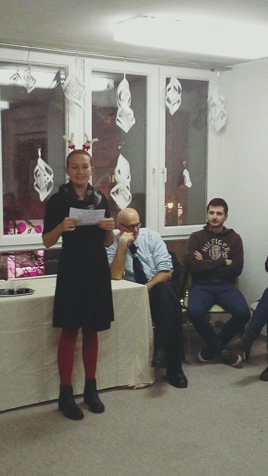 Blagdanska proslava s CCI-evim volonterima