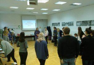 CCI educirao 5 djelatnika u menadžmentu volontera