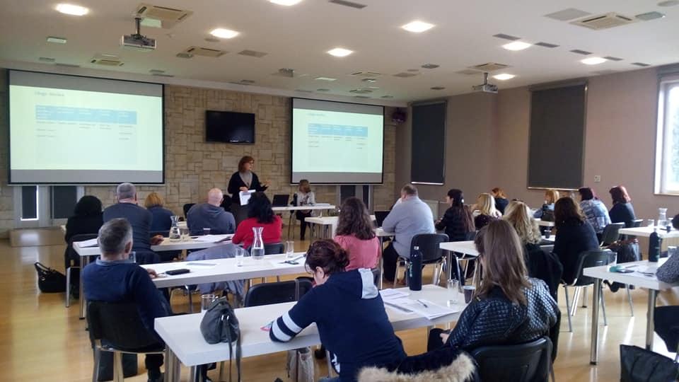 Edukacije u sklopu Programa regionalnog razvoja u Zadru