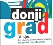 CCI obilježava Dan Gradske četvrti Donji grad u Zagrebu